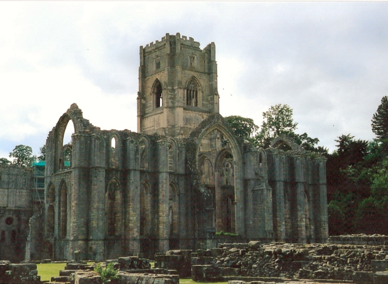 Fountains Abbey, © Susan Wallace