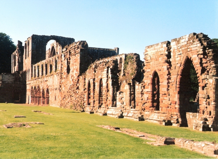 Furness Abbey, © Susan Wallace